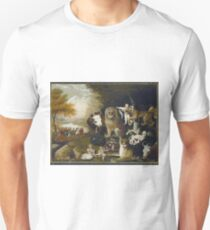 Edward Hicks - The Peaceable Kingdom. Hicks  T-Shirt