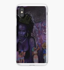History Lessons 4 Girls- Lauryn Hill iPhone Case/Skin