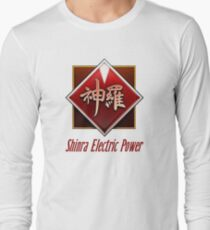 Shinra Corp Long Sleeve T-Shirt