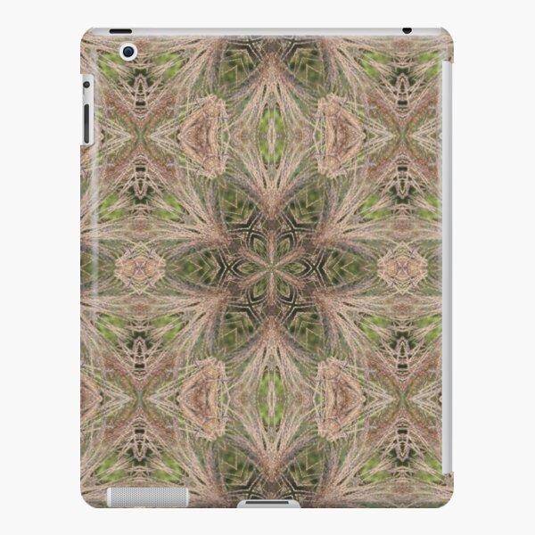wild_grass_kaleidoscope iPad Snap Case