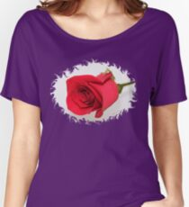 Let Me Call You Sweetheart ~ A Rose Relaxed Fit T-Shirt