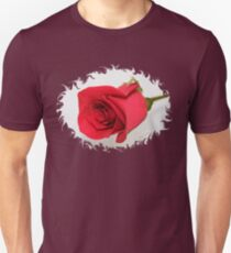 Let Me Call You Sweetheart ~ A Rose Slim Fit T-Shirt