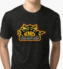 Codename: Kids Next Door Tri-blend T-Shirt