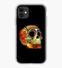 Grunge Skull iPhone-Hülle & Cover