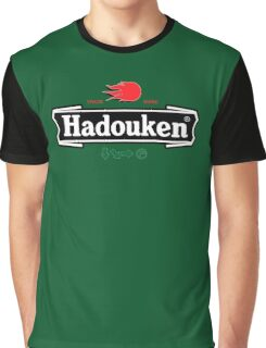 Brewhouse: Hadouken Graphic T-Shirt
