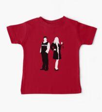 Castle& Beckett Baby Tee