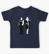 Castle& Beckett Kids Tee