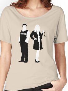 Castle& Beckett Women's Relaxed Fit T-Shirt