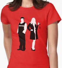 Castle& Beckett Women's Fitted T-Shirt