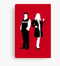Castle& Beckett Canvas Print