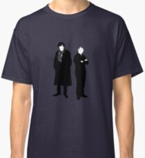 Holmes and Watson Classic T-Shirt