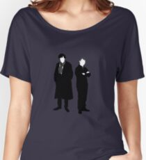 Holmes and Watson Women's Relaxed Fit T-Shirt