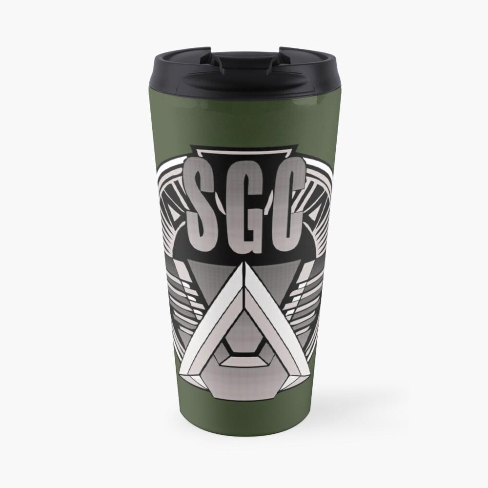 Stargate Command Travel Mug