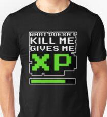 Was mich nicht umbringt Unisex T-Shirt