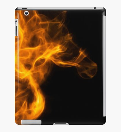 Don't Lose Your Fire. iPad Case/Skin