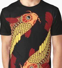 Pisces Grafik T-Shirt