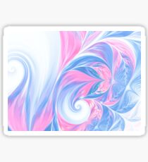 abstract wave psychedelic oil background. Fractal artwork for creative design. Sticker