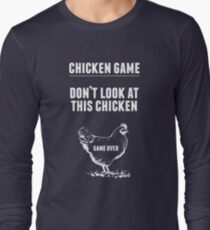 Chicken Game T-Shirt | Funny Chicken Joke T-Shirt