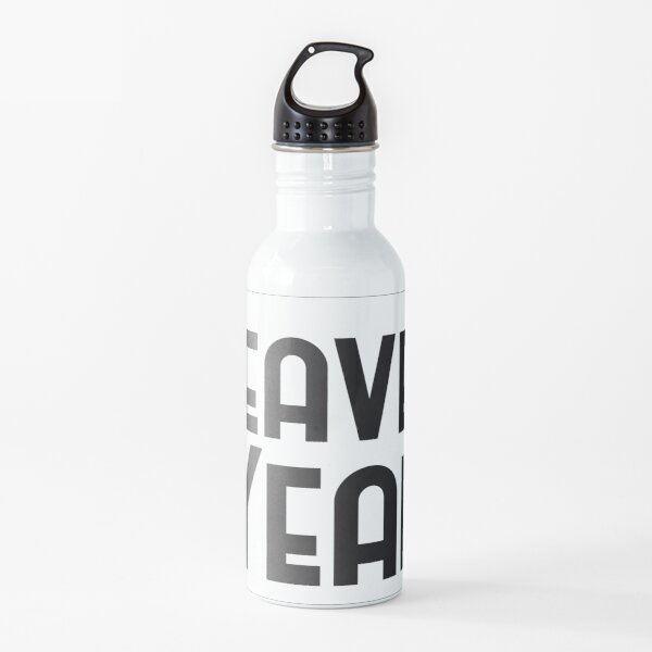 Heaven to the Yeah Water Bottle