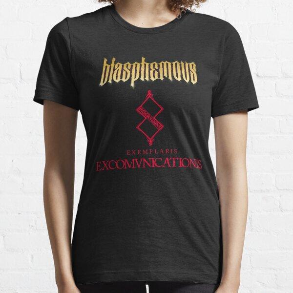 Blasphemous - Exemplaris Excomvnicationis Camiseta esencial