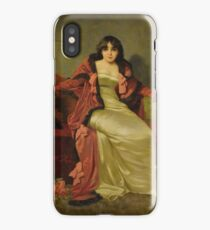 Vincent G. Stiepevich , lady iPhone Case/Skin