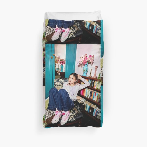 Millie Bobby Brown Poster Housse de couette