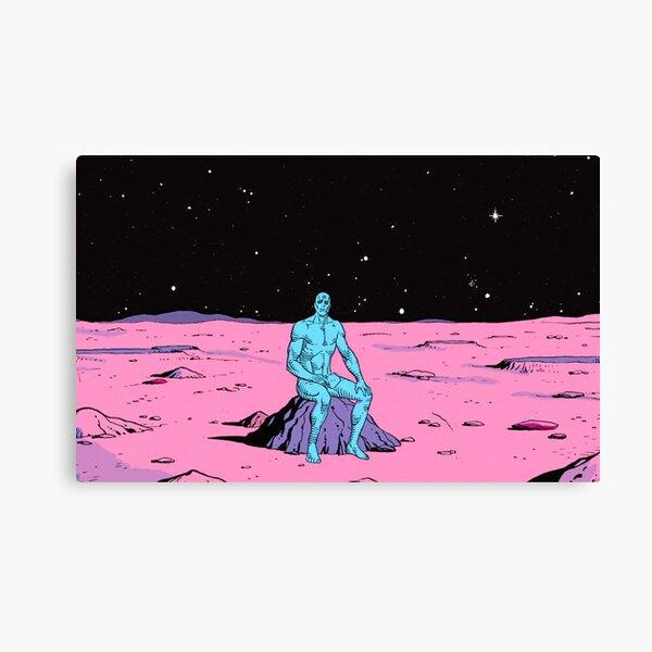 The Watchmen - Dr Manhattan Canvas Print