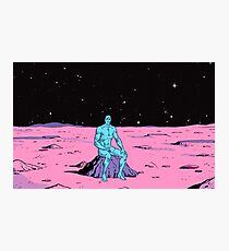 Lámina fotográfica The Watchmen - Dr. Manhattan
