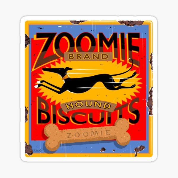 Zoomie Biscuits Sticker