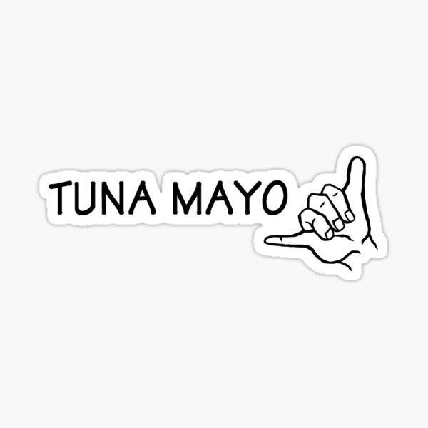 Toge Inumaki Tuna Mayo Sticker