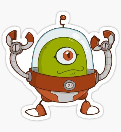 Geribot Hazelnut Sticker