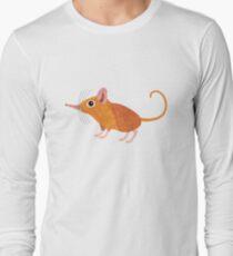 S is for Shrew (Elephant) Long Sleeve T-Shirt
