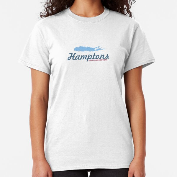 The Hamptons - Long Island.  Classic T-Shirt