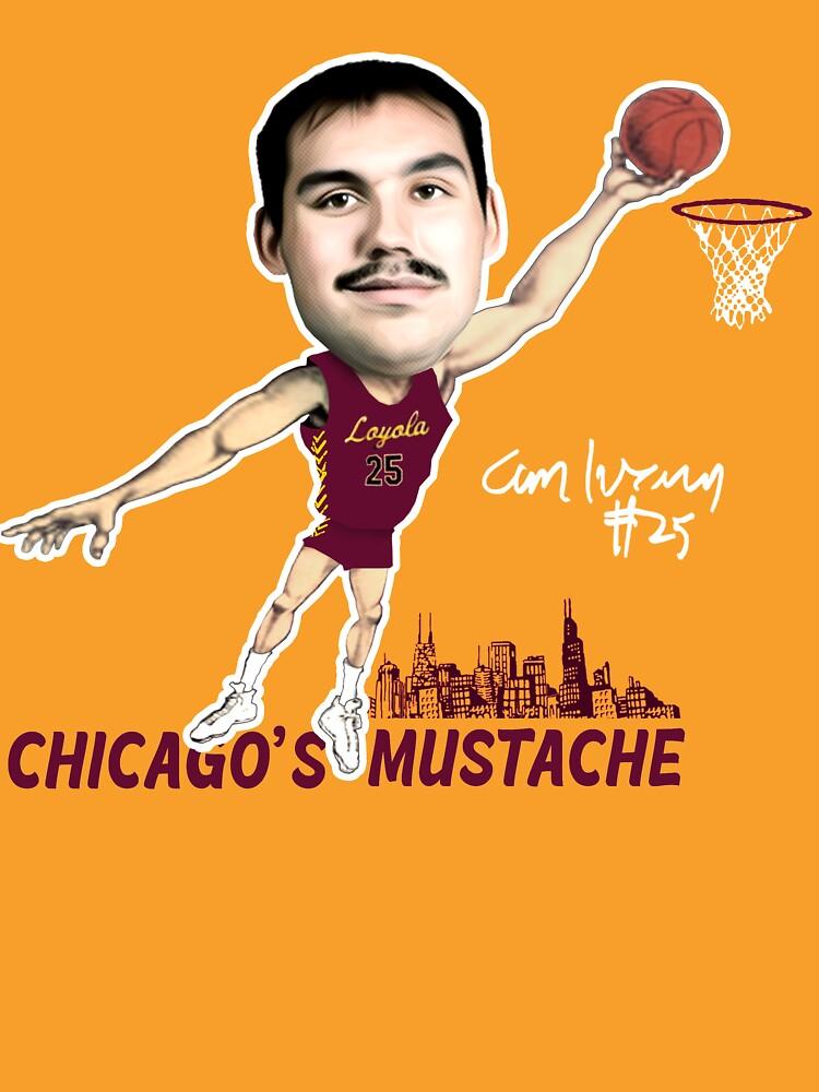 Chicago's Mustache by boxscore