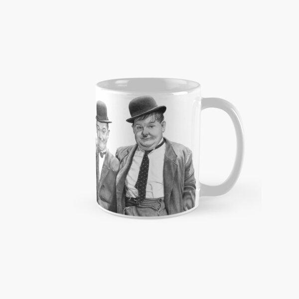 Laurel and hardy mug Classic Mug