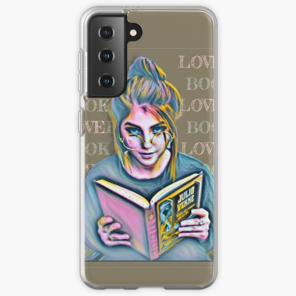 Book lover Samsung Galaxy Soft Case