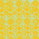Diamonds - Yellow by Reika Hunt