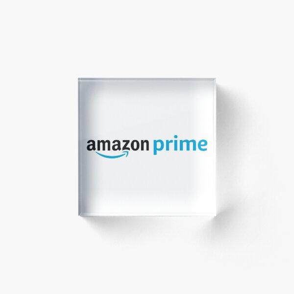 Amazon Prime  Acrylic Block