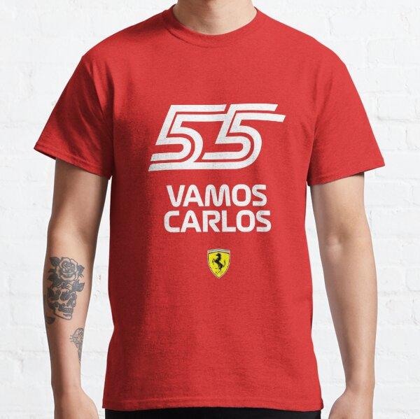 VAMOS CARLOS SAINZ FERRARI 2021 Classic T-Shirt