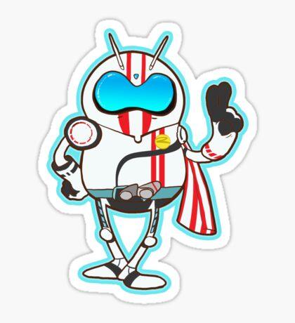 Kamen Rider Mach Sticker
