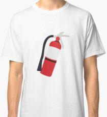 Fire Extinguisher Classic T-Shirt
