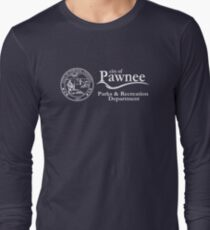 Pawnee Indiana Parks & Recreation Department Long Sleeve T-Shirt