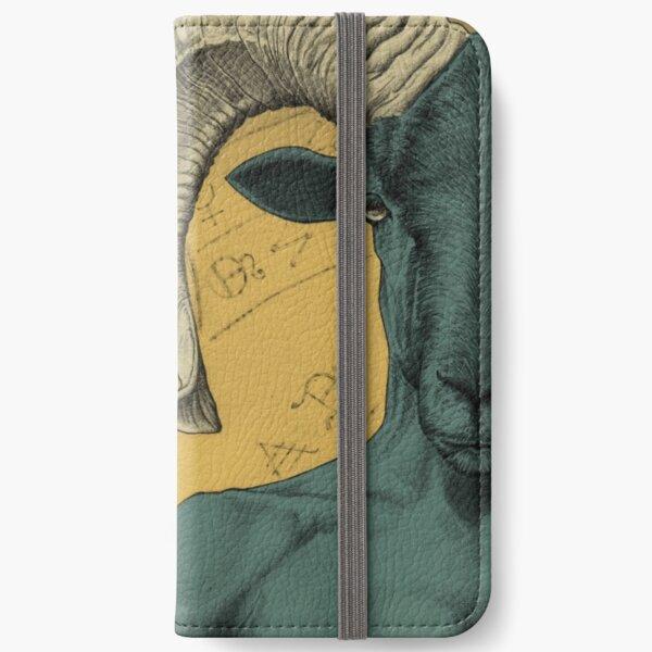 BAPHOMET iPhone Wallet