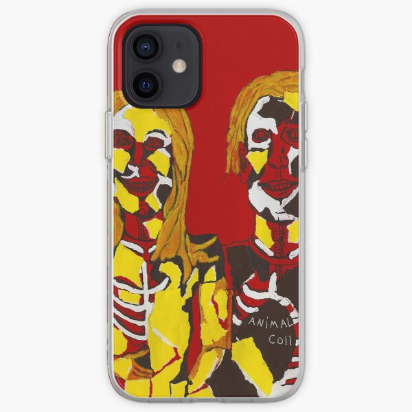 ANIMAL COLLECTIVE ll iPhone Soft Case
