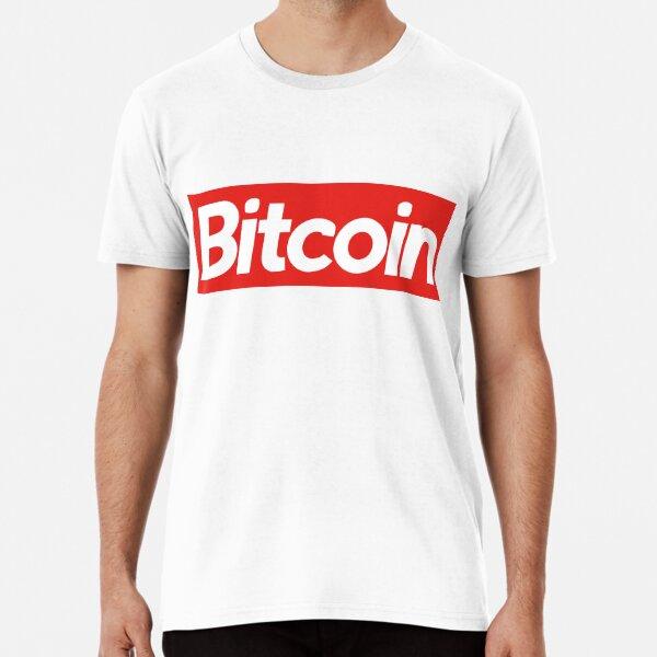 Bitcoin Supreme Premium T-Shirt