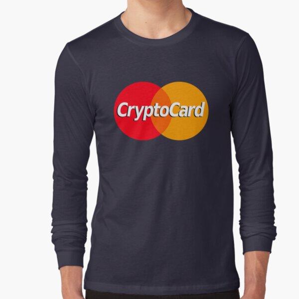 CryptoCard Long Sleeve T-Shirt