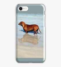Langebaan's sausage! iPhone Case/Skin