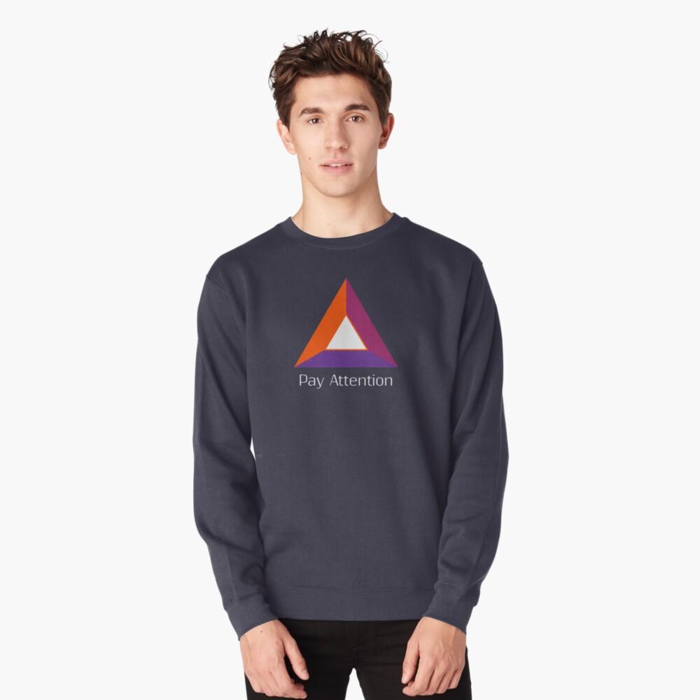 Pay Basic Attention Token (BAT) Pullover Sweatshirt