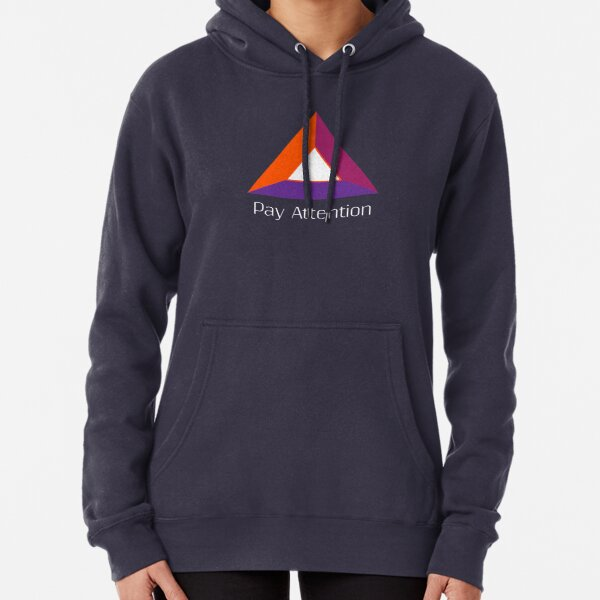 Pay Basic Attention Token (BAT) Pullover Hoodie