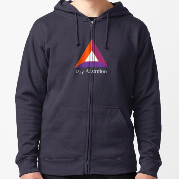 Pay Basic Attention Token (BAT) Zipped Hoodie